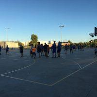 Nuestro club de baloncesto empieza!!!